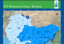 Hydrology Map of India