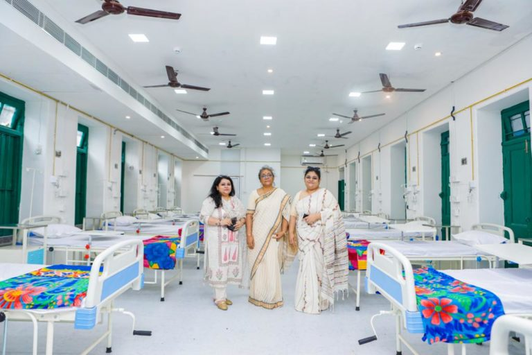 Knognat Foundation Successfully Provides Oxygen and Hospital Beds to the Needy